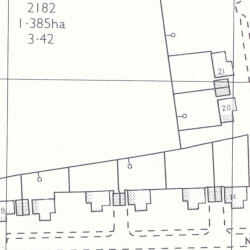 Using OS Maps - Property line survey map