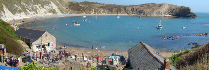 Lulworth Cove, Dorset, 2011